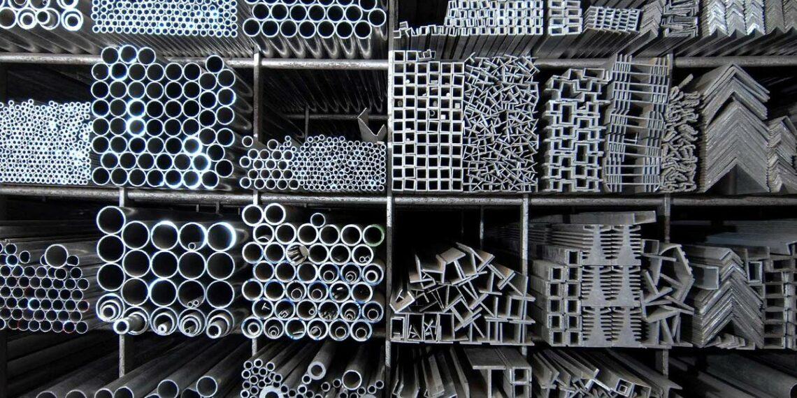 сталь металл