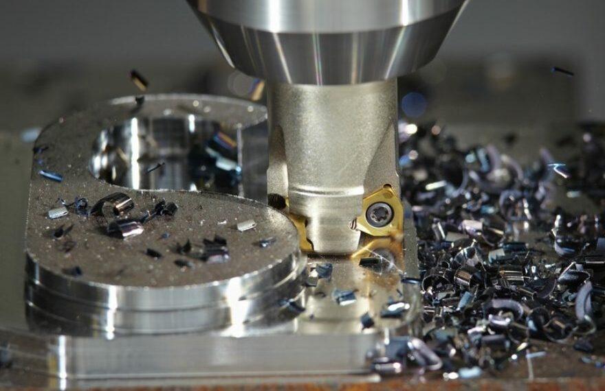 Резка металлов: образование и виды стружки